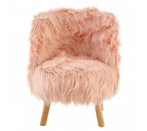Chimes - Kids Pink Thea Chair