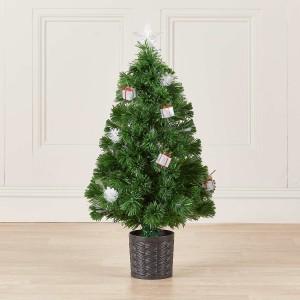 3ft Fibre Optic Christmas Present Artificial Christmas Tree