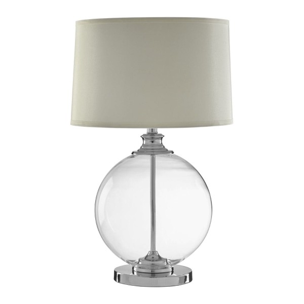 Chimes - Emeric Small Ivory Table Lamp