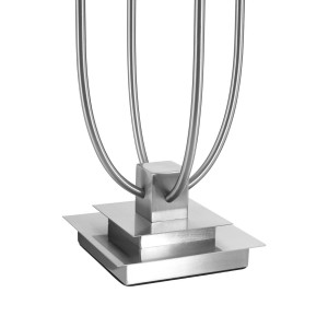 Chimes - Regency White Shade Table Lamp
