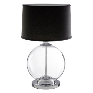Chimes - Julius Black Table Lamp