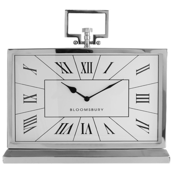 Chimes - Fulham Mantel Clock With Stand