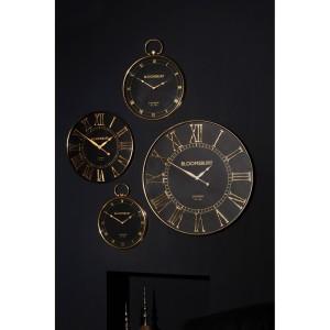 Chimes - Hammersmith Large Pocket Style Wall Clock