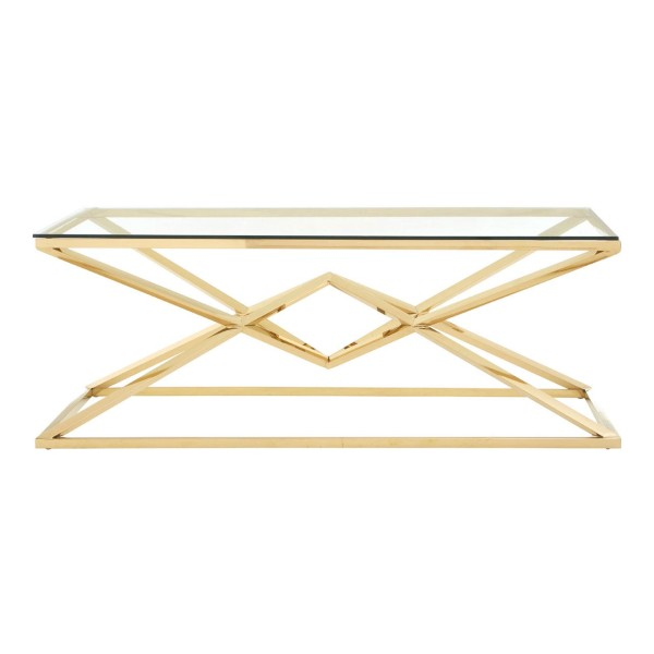 Chimes - Jubilee Corseted Champagne Coffee Table