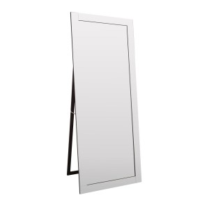 Chimes - Izzie Floor Standing Mirror With Bevelled Edge