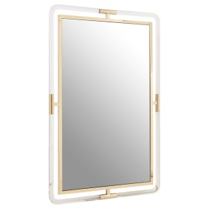 Chimes - Darcy Dual Lined Wall Mirror