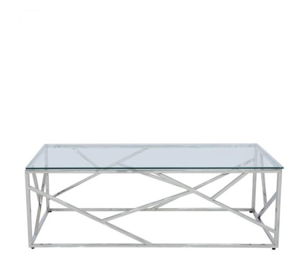 Chimes – Ariana Silver Coffee Table