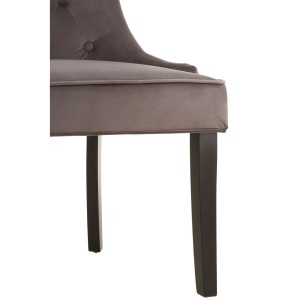 Chimes - Leah Grey Dining Chair