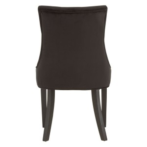 Chimes - Leah Black Dining Chair