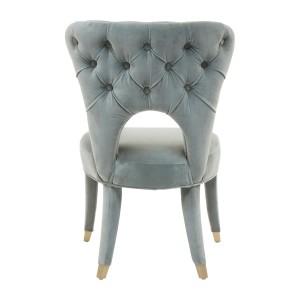 Chimes - Louis Blue Feature Chair