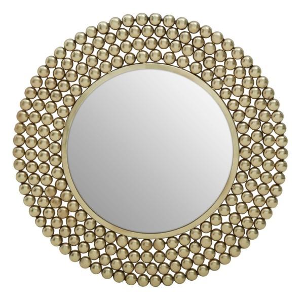 Chimes - Mya Wall Mirror - Gold
