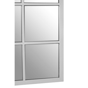 Chimes - Silver 25 Squares Wall Mirror