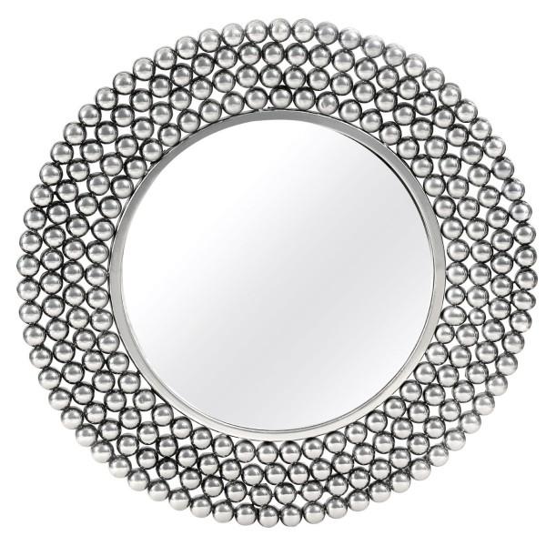 Chimes - Mya Wall Mirror - silver