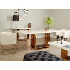 Chimes - Allur Dining Table