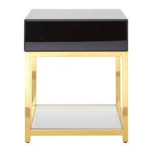 Chimes - Savoy Side table/Bedside Table End Table