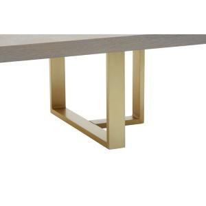 Chimes - Lorenzo Light Oak Coffee Table