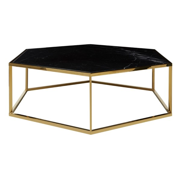 Chimes - Regency Hexagonal Coffee Table
