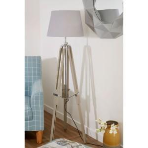 Chimes - Oliver Natural Floor Lamp